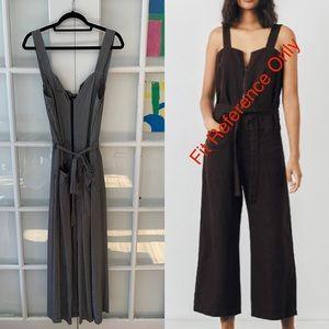 Rachel Comey Satin Jump Suit size 10
